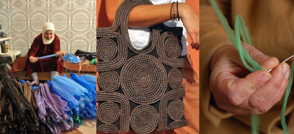Ifassen, la marque marocaine qui offre une seconde vie aux déchets
