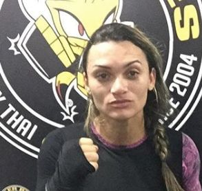 Female MMA Fighter Attacks Man Who Allegedly Masturbated During Her Photo