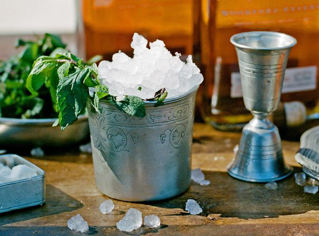 This Is The Mint Julep Recipe Served At The Kentucky