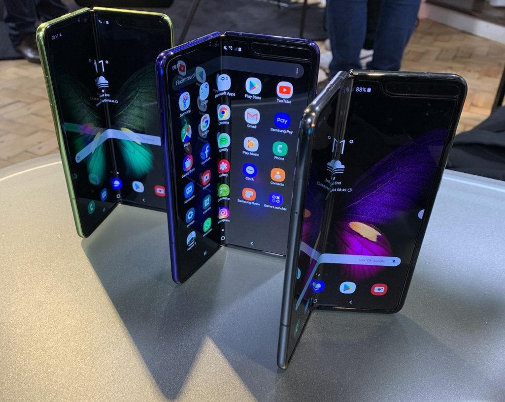 Samsung repousse le lancement de son smartphone Galaxy