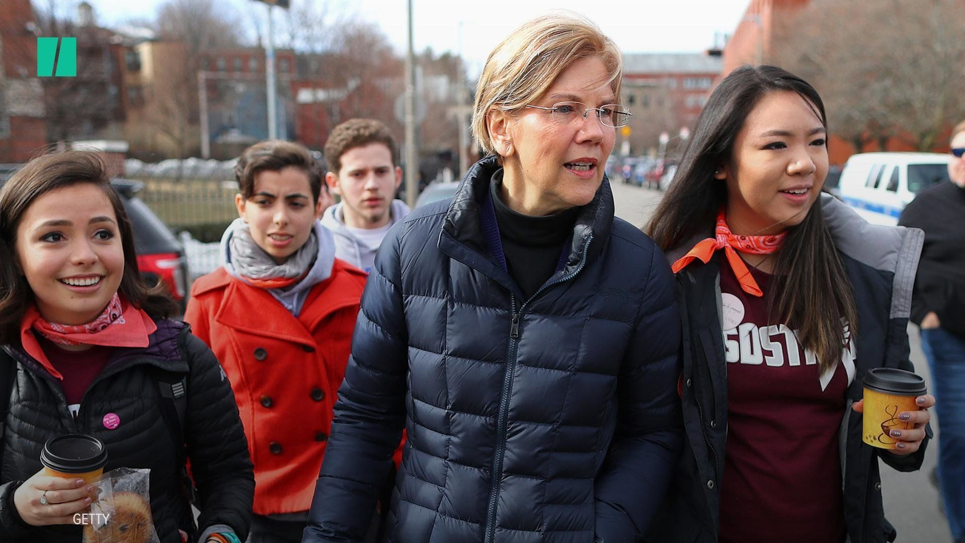 Elizabeth Warren's Student Debt Relief ...