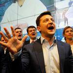 Volodymyr Zelensky, l'humoriste devenu président
