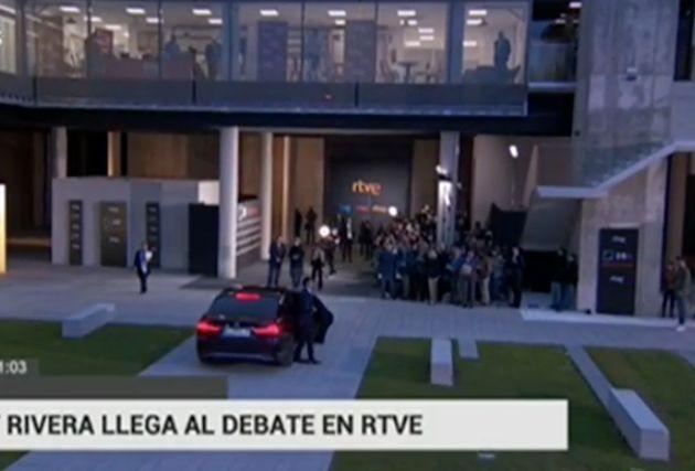 Muchos estaban esperando esta imagen de Albert Rivera: los comentarios han sido
