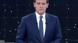 Albert Rivera pide la dimisión de la presidenta de RTVE en RTVE: