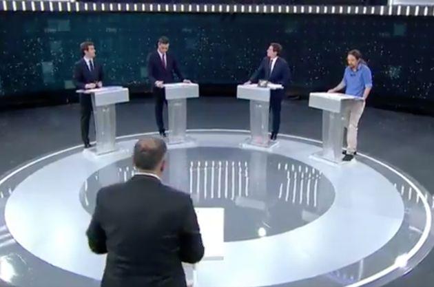 Carmen Lomana estalla durante el debate por un candidato: