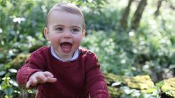 The Royal Family's New Photos Of Prince Louis Will Make You