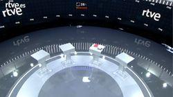 El descuido de Albert Rivera tras acabar el debate de TVE: muy pocos se han dado