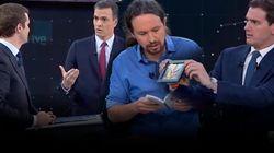 Los mejores momentos del debate electoral de RTVE, en tres