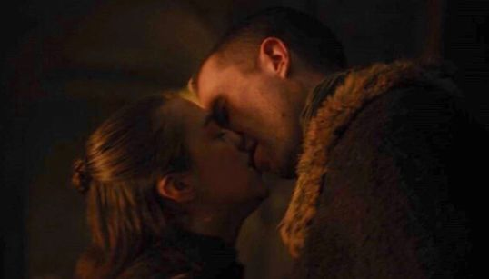 Arya And Gendry Finally Got Together On 'Game of Thrones' And People Were Into