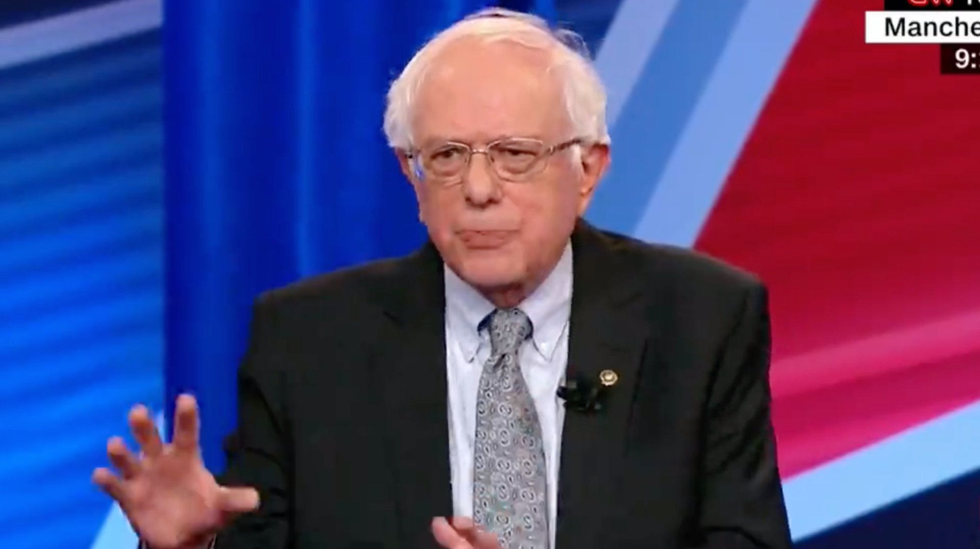 Sen. Bernie Sanders (I-Vt.) declined to support any potential impeachmentproceedings against President Donald Trump on Monday following the release ofspecial counsel
