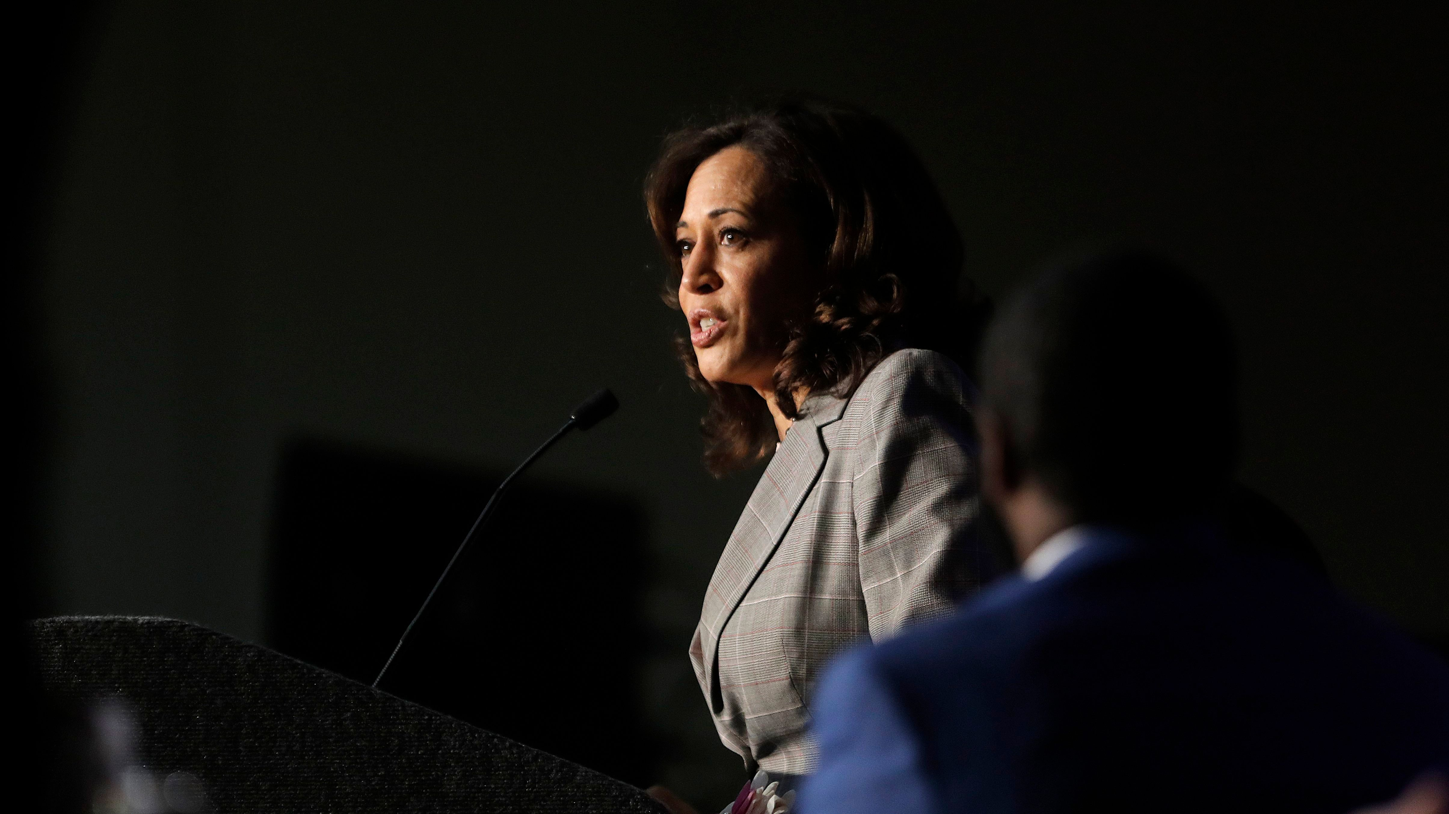 • Sen. Kamala Harris's unexpected support for impeachment follows Sen. Elizabeth Warren's push following the release of Mueller's redacted report. • On Monday 5 leading 2020 Dem contenders clashed in a series of prime-time town hall meetings.
