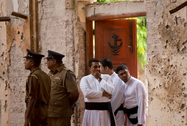 Death Toll In Sri Lanka Blasts Hits 310, Police Arrest 40