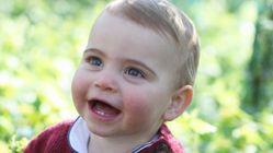 영국 루이스 왕자의 사랑스러운 사진들은 당신을 웃게 만들
