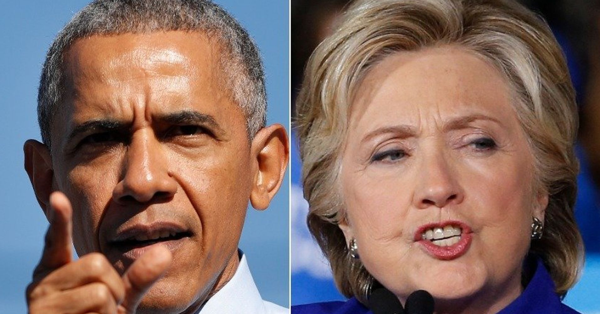 Fox News Found A Whole New Way To Freak Out About Barack Obama And Hillary Clinton thumbnail