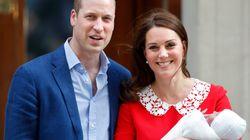 Las tiernas fotos con las que los duques de Cambridge han celebrado el primer cumpleaños del príncipe