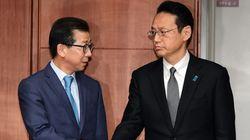 일본 정부가 한국에 '후쿠시마현 수산물 수입재개'를