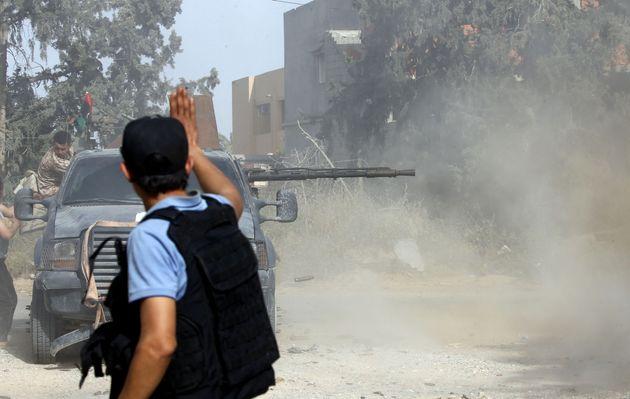 Λιβύη: Κλιμάκωση της επίθεσης στην Τρίπολη διαμηνύουν οι δυνάμεις των