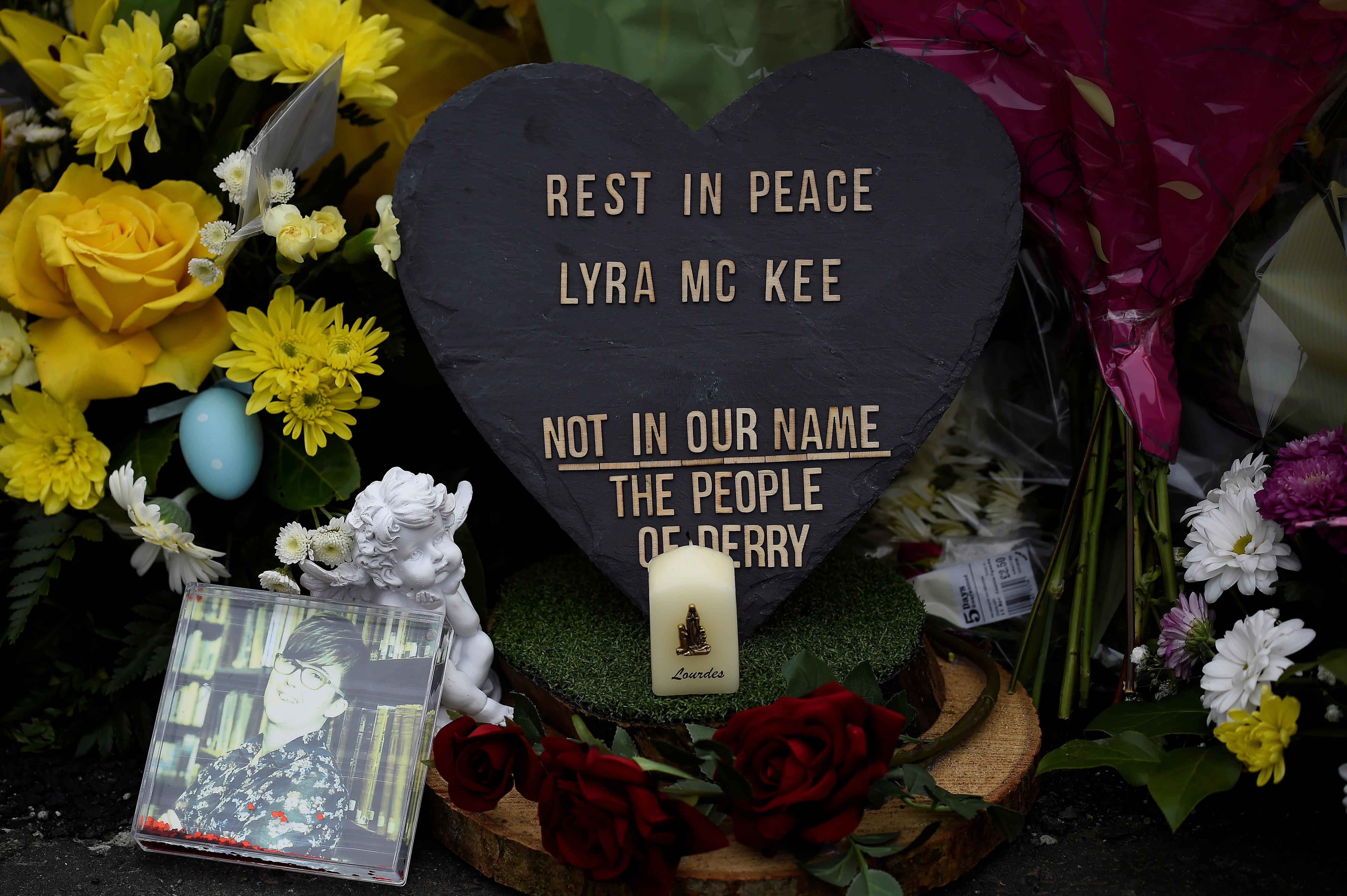 El Nuevo IRA admite el asesinato de la periodista Lyra McKee y pide perdón a su