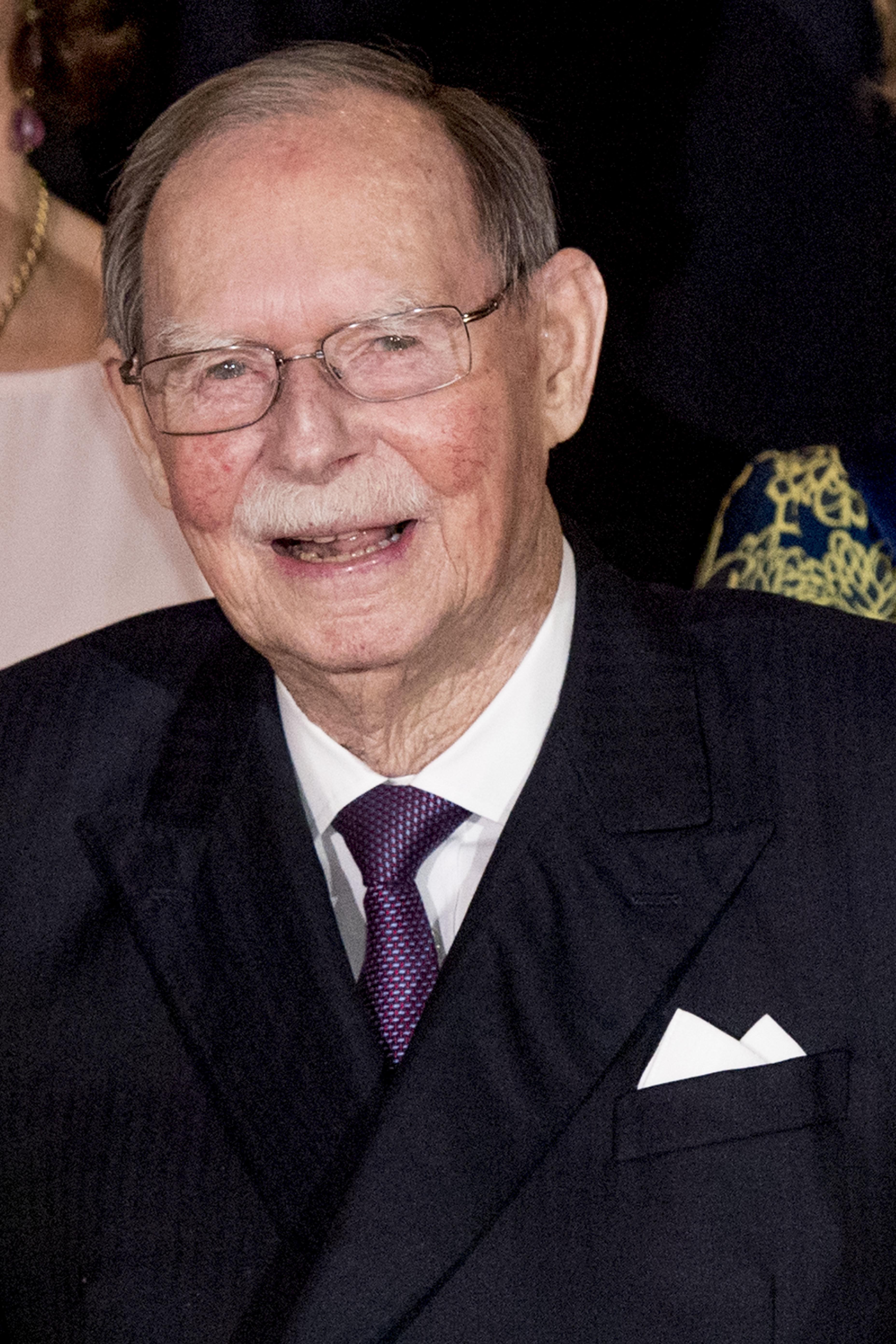 Muere el gran duque Juan de Luxemburgo a los 98