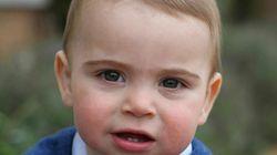 Les photos du prince Louis prises par sa mère pour son 1er