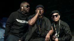 Les Black Eyed Peas font leur come-back à