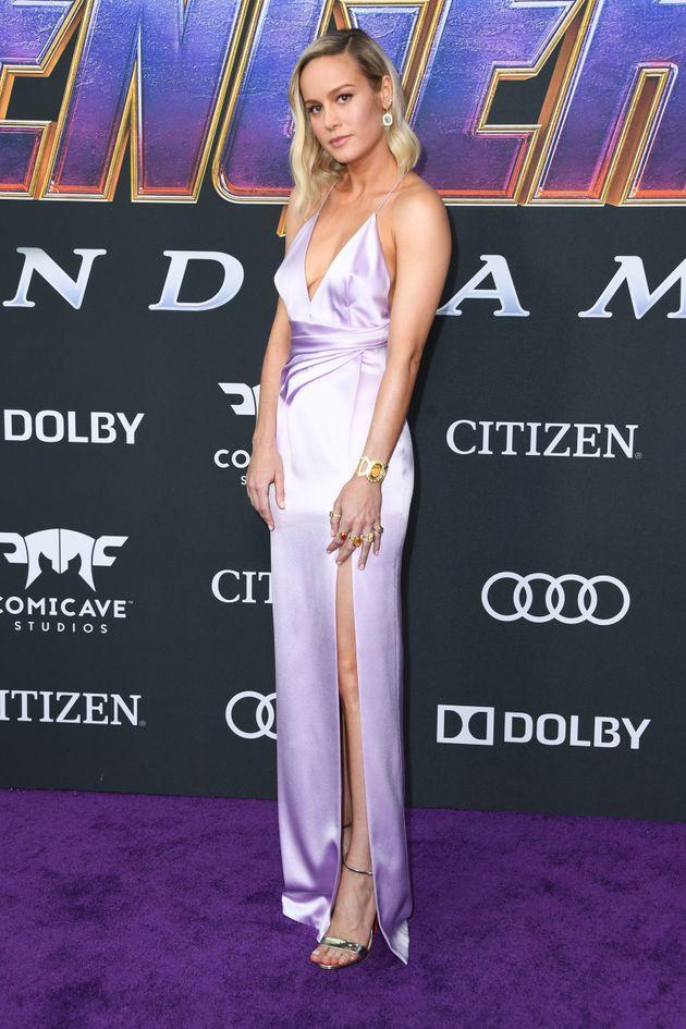 Brie Larson sublime à