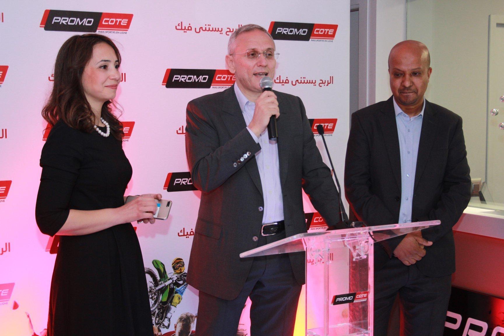 La première boutique de paris sportifs en live voit le jour: Interview de Khayem Malek, l'homme derrière...