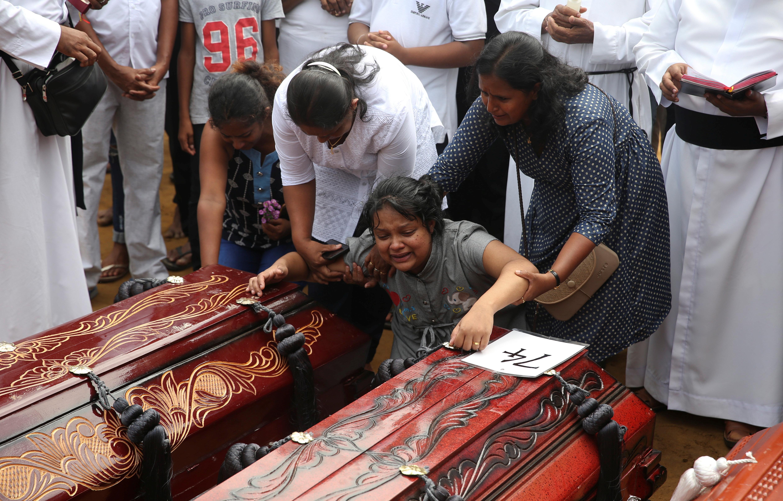 Sri Lanka dice que los atentados han sido una
