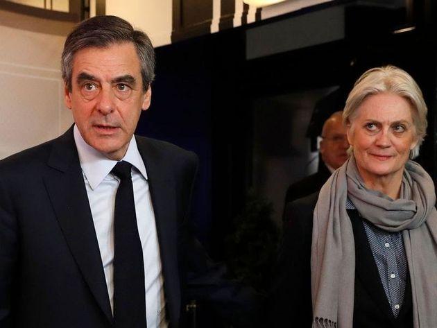 El exprimer ministro francés François Fillon, a juicio por los supuestos empleos ficticios de su