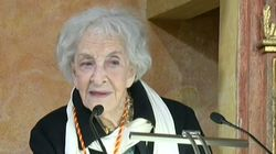 Ida Vitale reivindica la poesía del Quijote al recoger el Premio Cervantes
