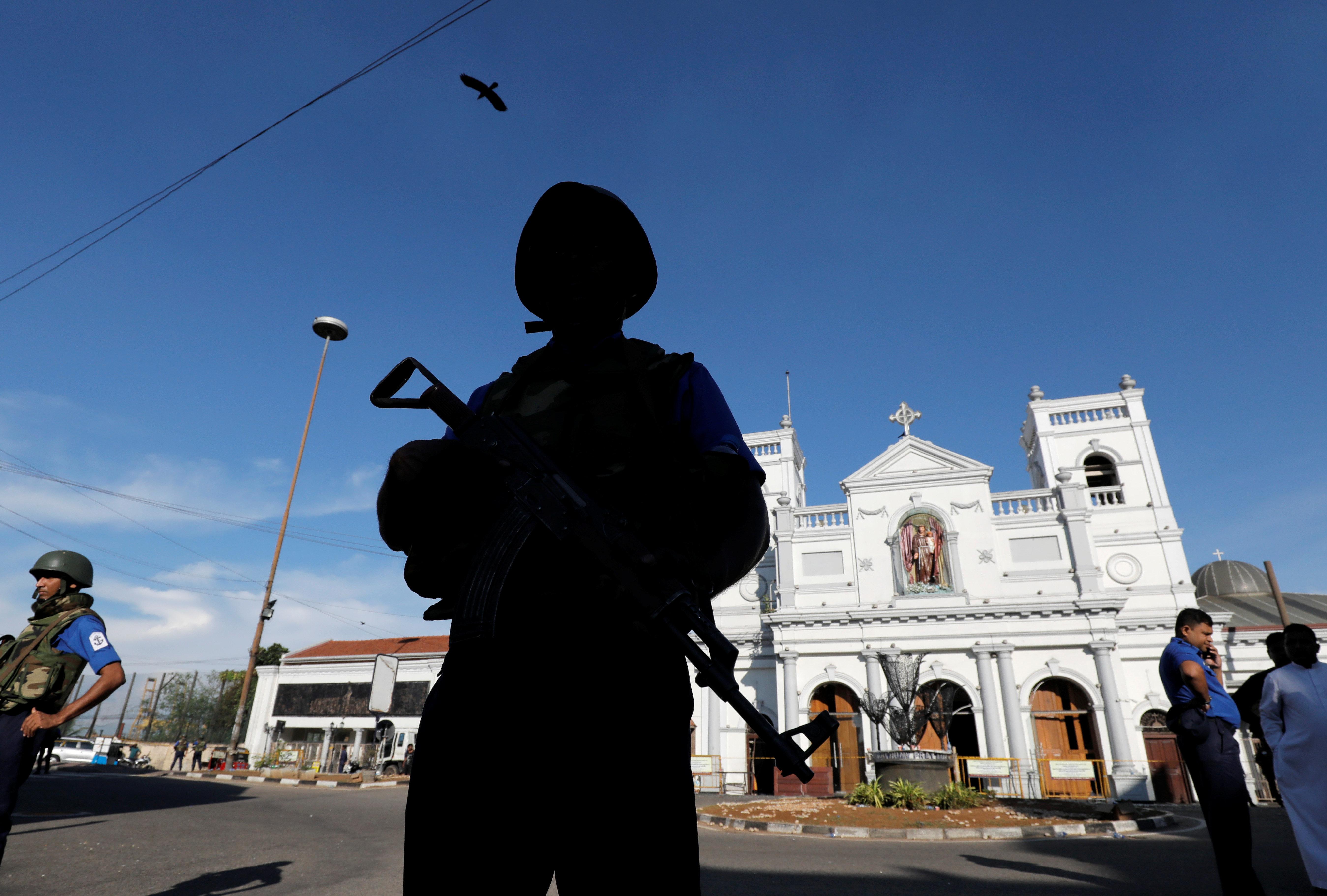 Sri Lanka: Les attentats auraient été commis en représailles aux attaques de