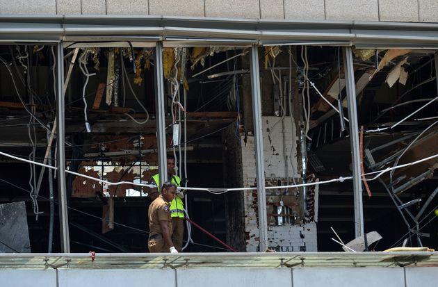 스리랑카 정부가 '부활절 연쇄 폭발은 뉴질랜드 모스크 총격에 대한 보복'이라고