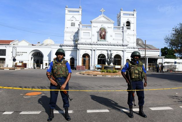 Islamic State Claims Responsibility for Sri Lanka