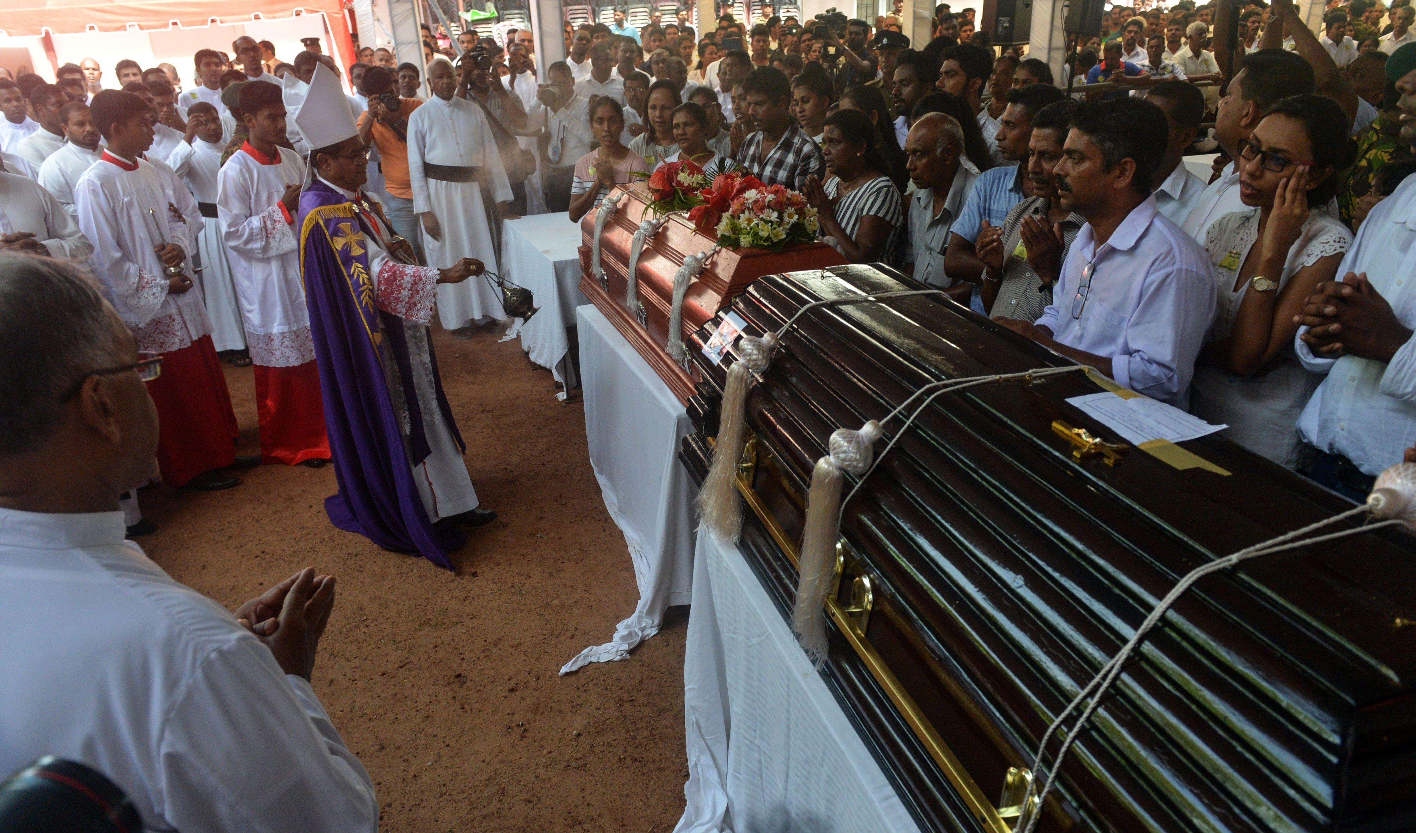 El Estado Islámico asume la autoría de los atentados en Sri
