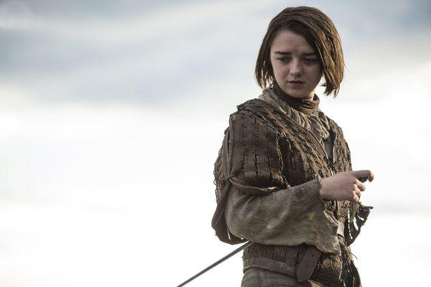 Arya Stark, quand son épée était encore son seul centre