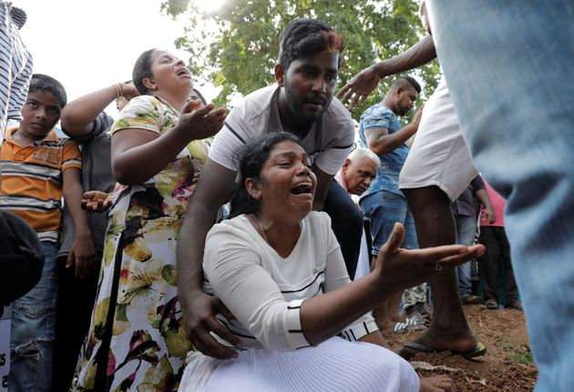 Ανάληψη ευθύνης του ISIS για τις επιθέσεις κατά «χριστιανών και πολιτών του συνασπισμού» στη Σρι