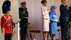 Ο Τραμπ προσκεκλημένος της Βασίλισσας Ελισάβετ για τα 75 χρόνια της απόβασης της