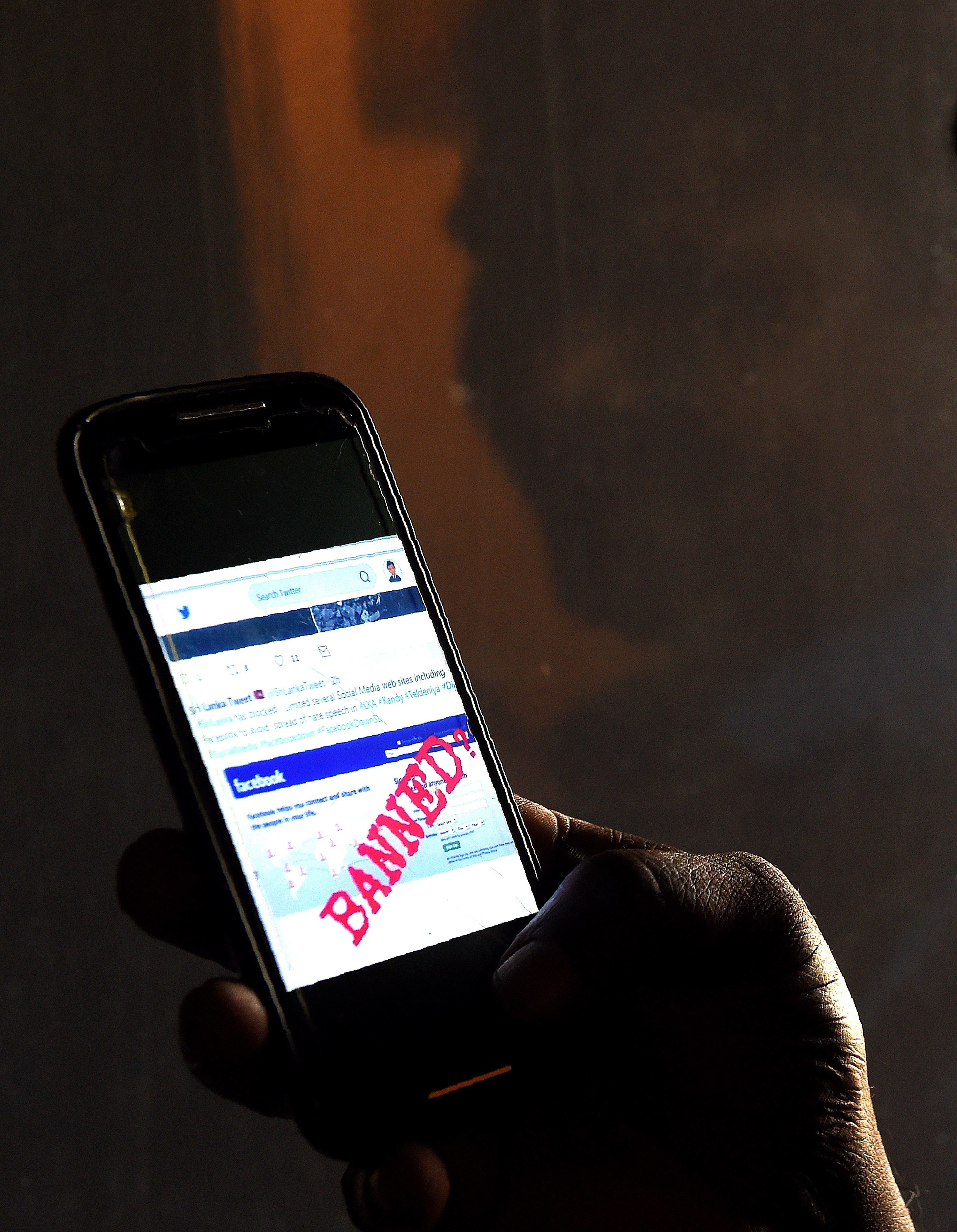 Sri Lanka's Social Media Ban Is Making Facebook Look Like A Victim. It