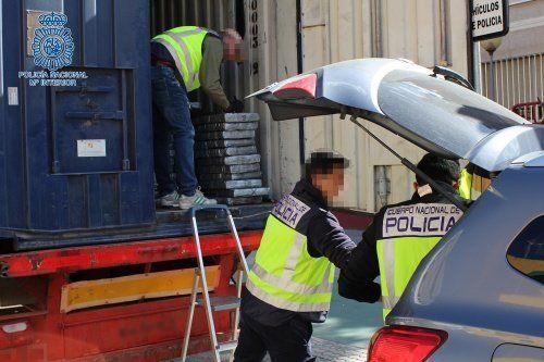 Espagne: Un chauffeur de camion transportait 1.500 kilos de