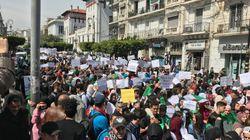 Les étudiants rendent hommage aux victimes de la Casbah