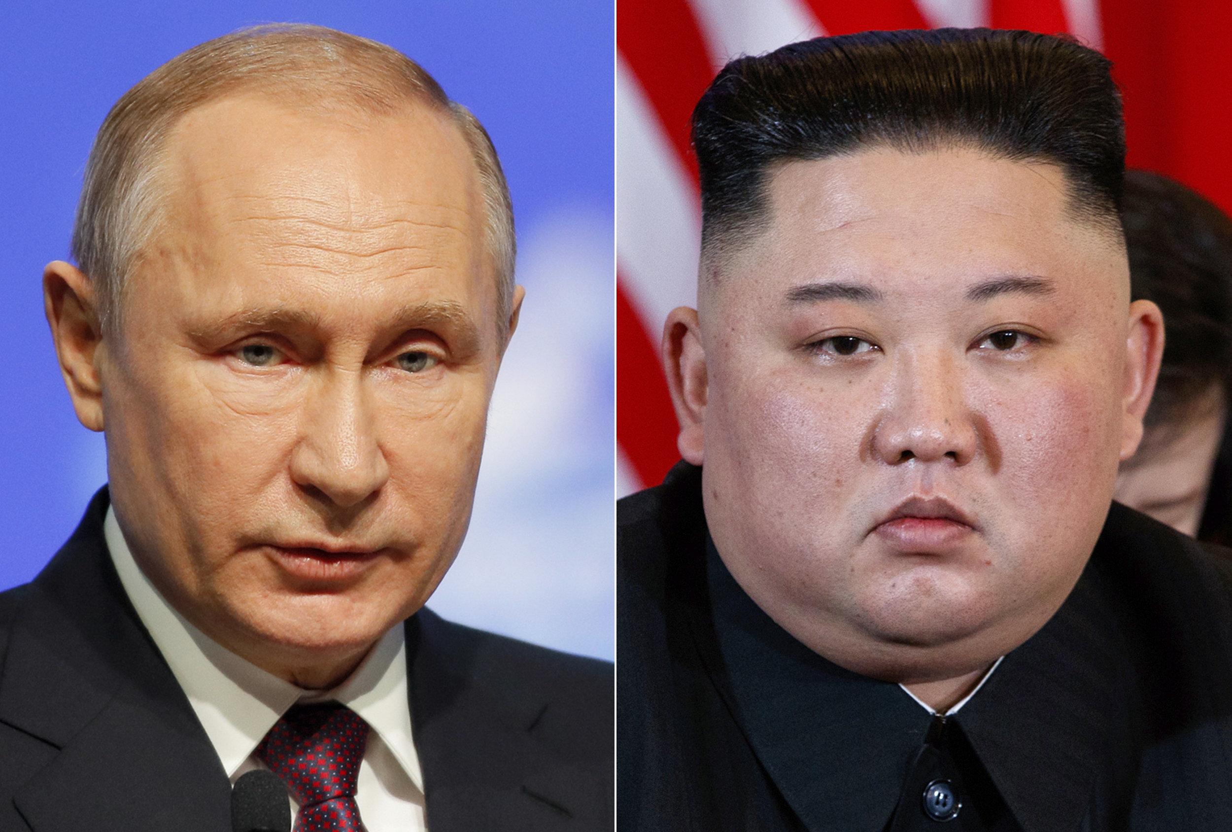Την Πέμπτη η συνάντηση Πούτιν - Κιμ Γιονγκ Ουν στο