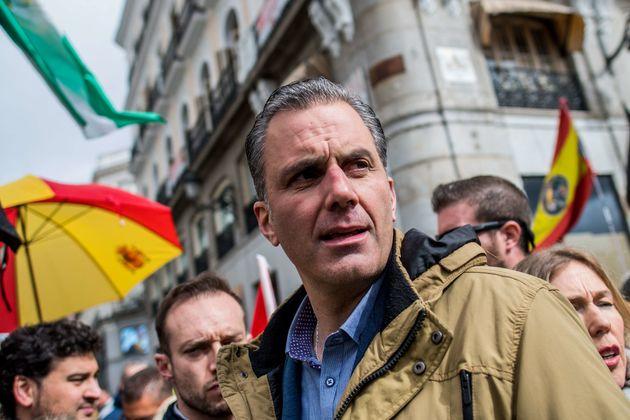 Vox propone construir un muro en Ceuta con el dinero que dejará de pagarle