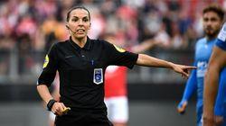 Une femme désignée arbitre centrale d'un match de L1, une