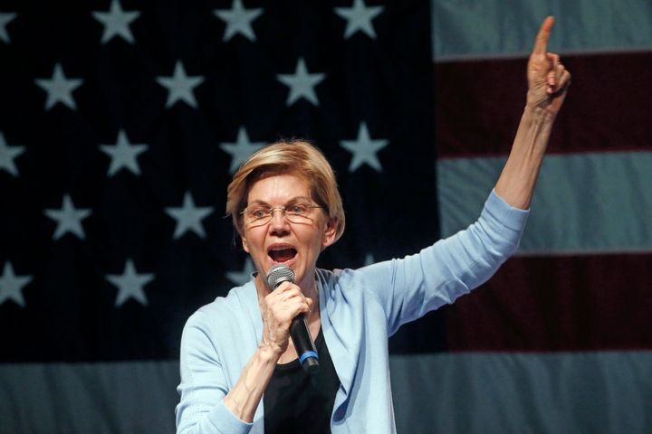 On Monday, Democratic presidential candidate Elizabeth Warren proposed a plan to cancel current student debt and make public