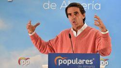 El debate según Aznar: