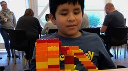 Lego's Braille Bricks Could Be A Game-Changer For Visually Impaired