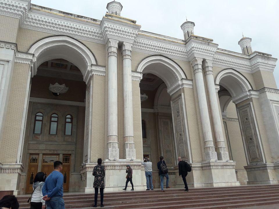 Ouzbékistan: Une Tunisienne à