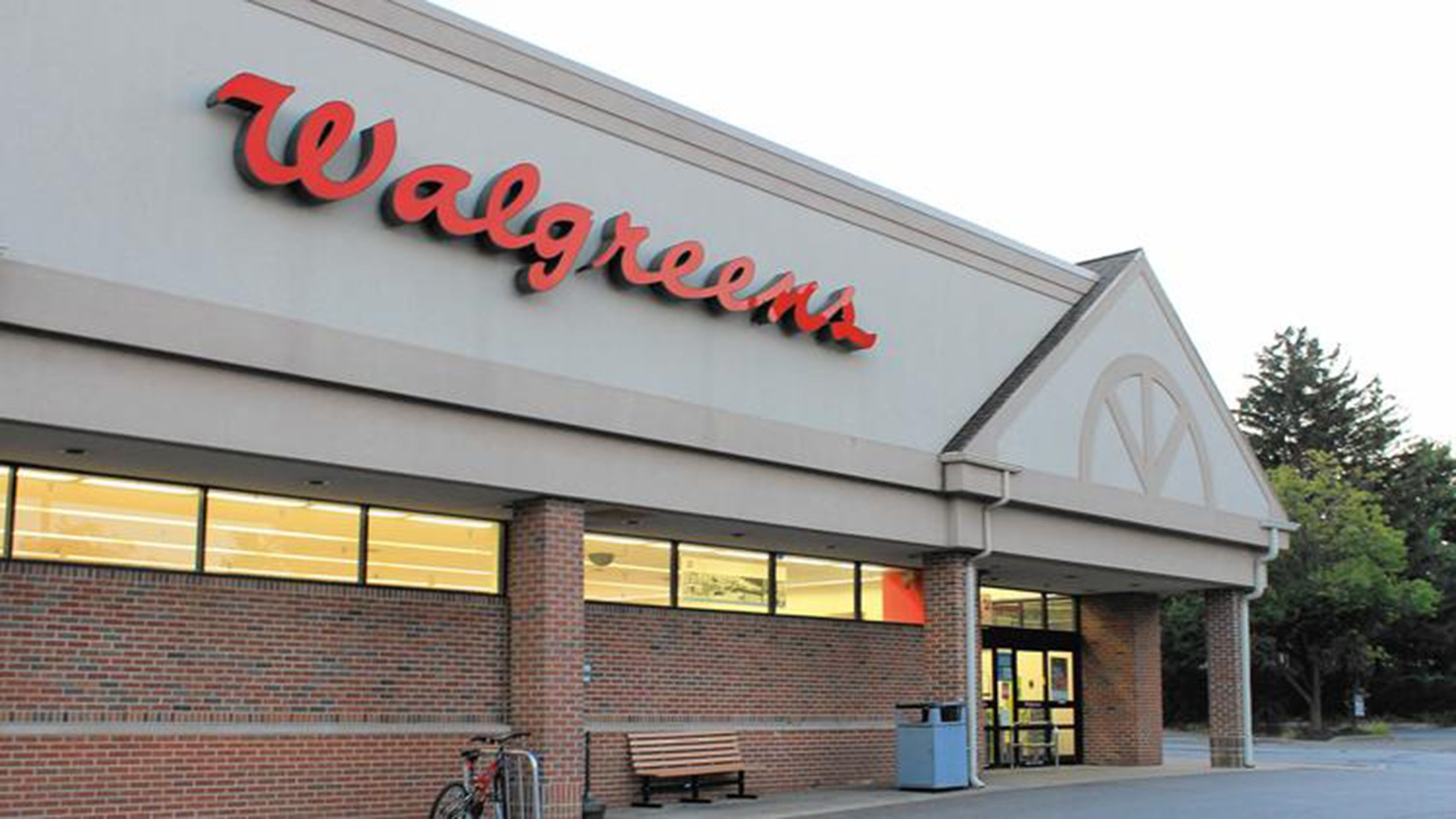 A Walgreens store in Naperville, Ill. in September 2016. Walgreens is eliminating health insurance for most eligible retirees and restricting which part-time employees qualify for paid time off as part of benefits changes. The drugstore chain also is adding a paid parental leave benefit and expanding short-term disability leaves. (Photo by Genevieve Bookwalter/Pioneer Press/TNS/Sipa USA)