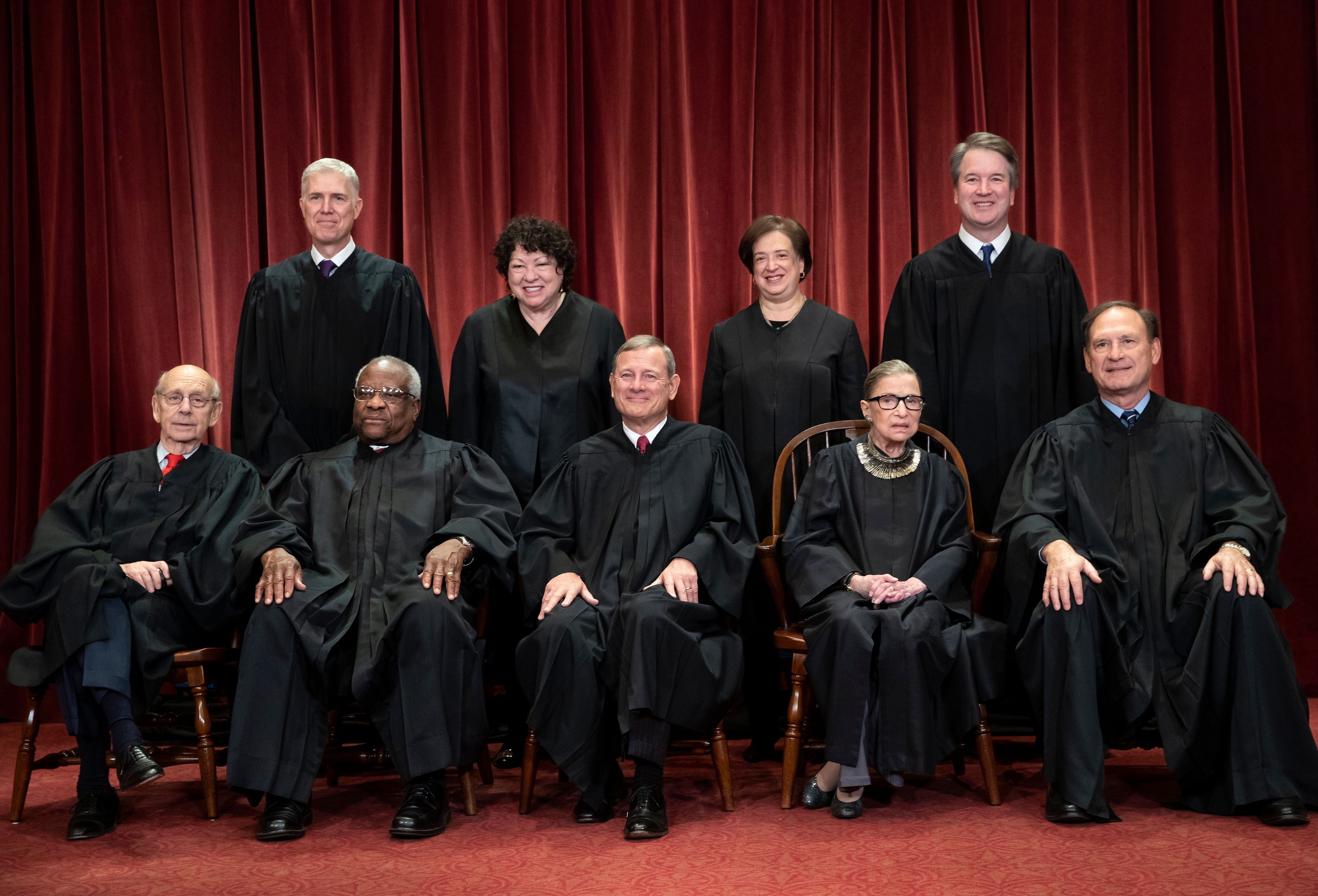Supreme Court Appears To Lean Toward Allowing ...