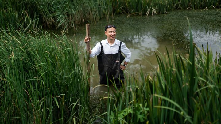 Image result for This Activist Uses A Little Shaming And Lots Of Data To Clean Up Chinese Factories